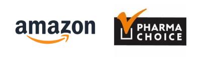 Amazon市販薬のプライベートブランドのPharma choice