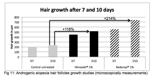 プランテルの育毛効果のデータを検証